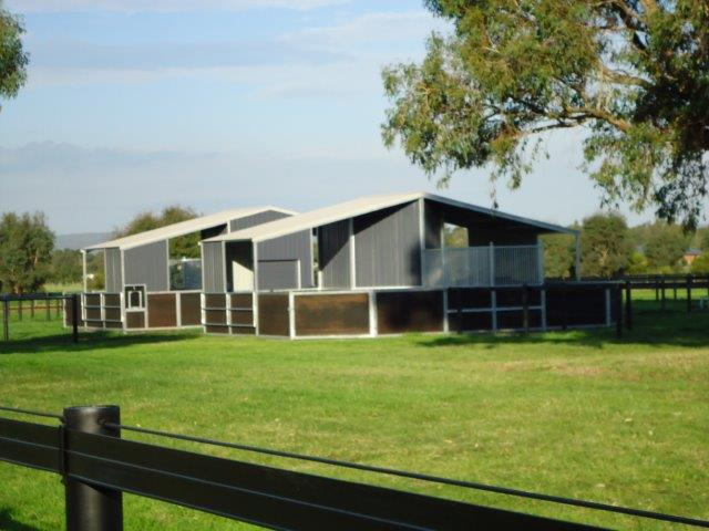 4B - After development Shelters, turf, reticulation and fencing