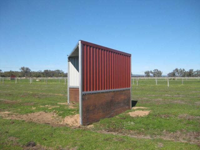 2 Sided shelter rubber wall 1200mm high (side view) back of shelter into the prevailing weather